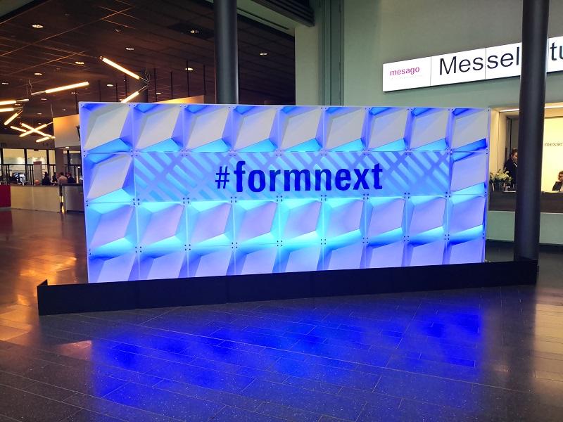 欧中科技——Formnext2019