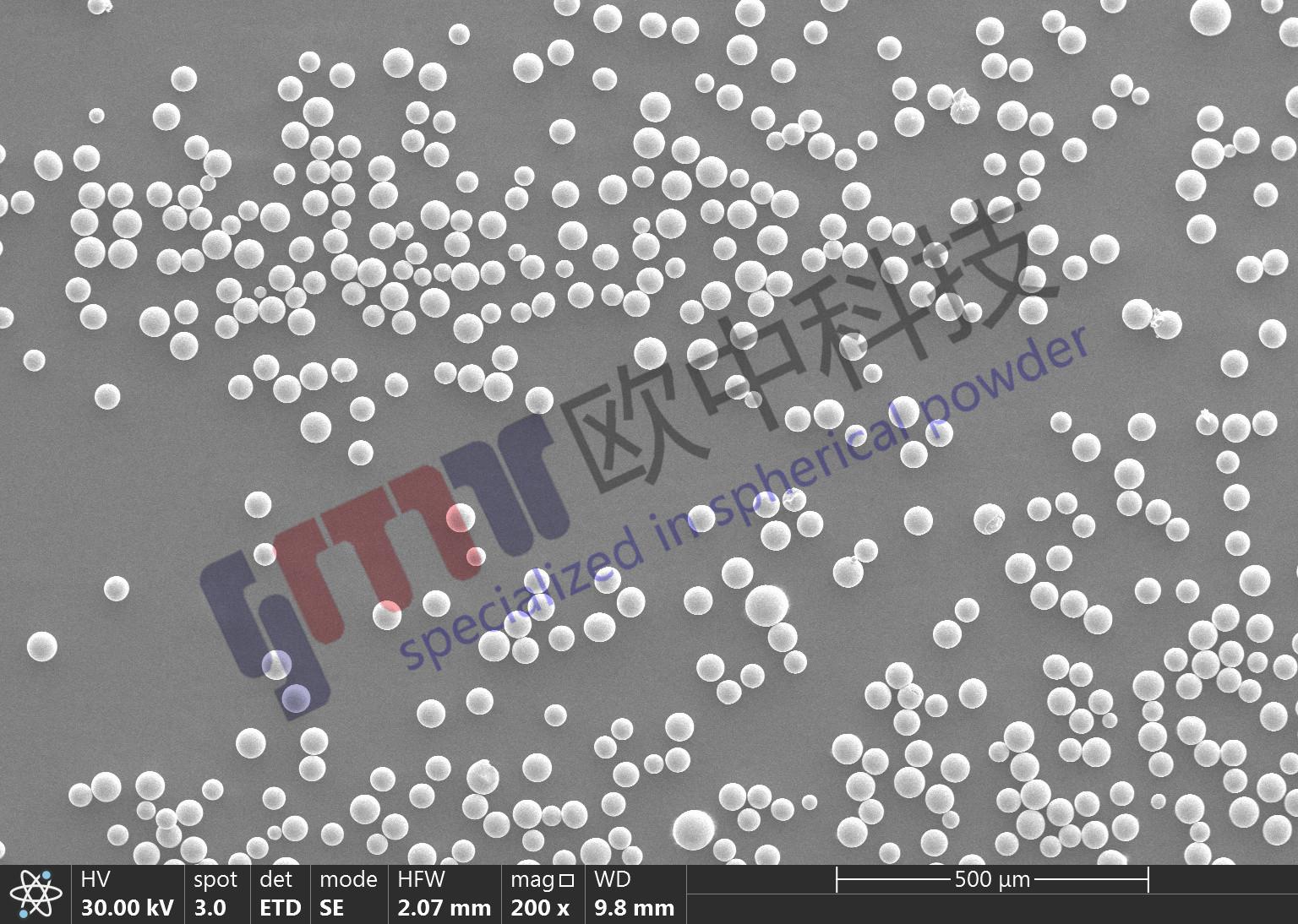 新品推荐||SS-PREP® Inconel738 增材制造用球形粉末